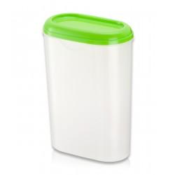 Банка для хранения сыпучих продуктов 2,4 л