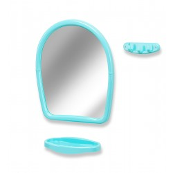 Зеркало для ванной, Белпласт 21