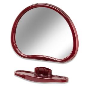 Зеркало для ванной с полкой, Уют-мини