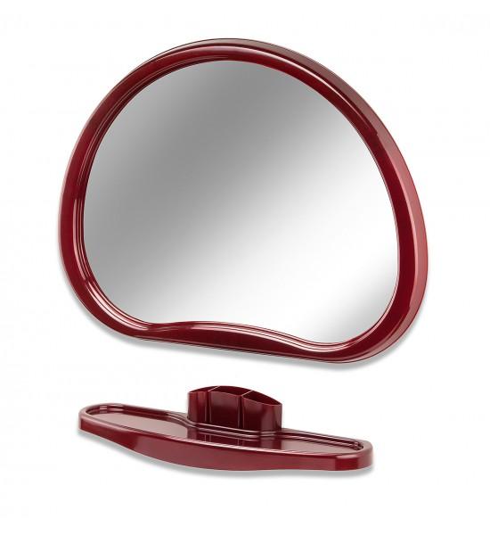 Зеркало для ванной с полкой купить в Минске