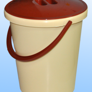 Ведро с крышкой ( для пищевых продуктов ) 8 л
