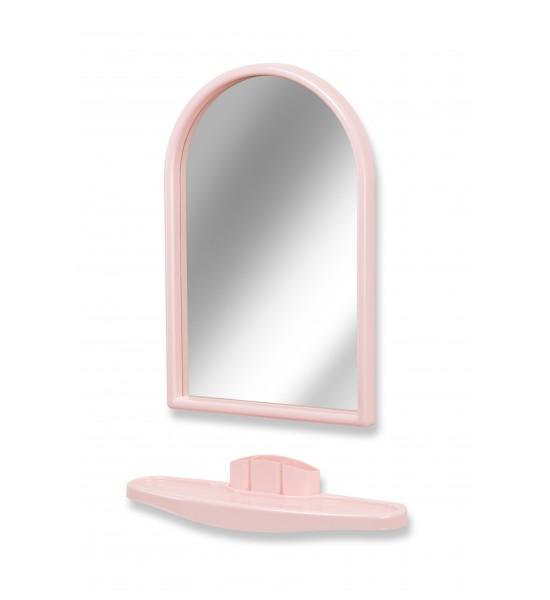 Зеркало для ванной с полкой купить в Минске , Белпласт-мини