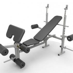 HG 803 Силовая скамья-тренажер