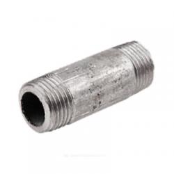 Бочонок стальной Ду 15 L=55 мм из труб по ГОСТ 3262-75 КАЗ