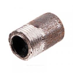 Резьба стальная  Ду 15 L=30 мм из труб по ГОСТ 3262-75