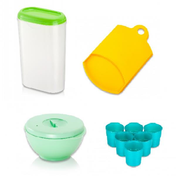 Пластиковая посуда ( емкости для хранения )